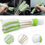 New Car Brush Interior Cleaning Tools Air Conditioning Outlet Keyboard Dead Angle Gap Cleaning Brushes