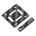 New Eachine Tyro79 3 Inch DIY Version FPV Racing RC Drone Spare Part Upper Plate Carbon Fiber 2 PCS