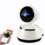 New 960P 355° WIFI Outdoor Infrared IP Camera CCTV Home Security Wireless Alarm Camera