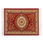 New 23x18cm Bohemia Style Persian Rug Mouse Pad For Desktop PC Laptop Computer 1 Gift