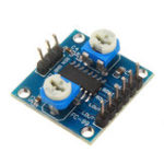 New 5Wx2 PAM8406 Digital Amplifier Board Volume Potentiometer Stereo Noiseless Power Amplifier