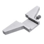 New 75x60mm Depth Base Depth Measurement Stop for Digital Caliper Vernier Caliper Base Attachment