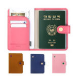 New RFID Blocking Passport Holder Wallet Travel Card Case Organizer Cover Protector
