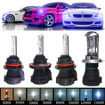 New 55W 4300K-15000K HID Car Bi-Xenon Beam Light Headlamp Bulb