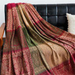 New Cotton Woven Sofa Bed Throw Blankets Bedspread Settee Covers Rugs Non-slip Pads Carpets Sofa Covers