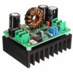 New DC 600W 10-60V to 12-80V Boost Converter Step Up Module Power Supply