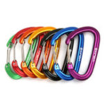 New XINDA 1 PC Safety Carabiner Rock Buckle Outdoor Camping Climbing Lock Security Swing Buckle