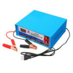 New Automatic Battery Charger 12V24V Car Battery Pulse Repair LCD Display Battery Charging Equipment