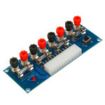 New XH-M229 Desktop Computer Chassis Power Supply Module ATX Transfer Board Power Output Terminal Module