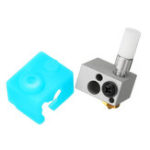 New XCR 2IN1-V2 Hotend Module NV6 Nozzle Heating Block Kit for LERDG/3D Printer Part