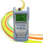 New Fiber Meter Optical Power Locator Fiber Optic Cable Tester Visual Fault 10km