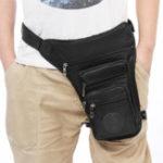 New BIKIGHT Tactical Leg Bag Riding Belt Pack Outdoor Camping Hunting Leg Bag Utility Multi-Purpose Waist Bag