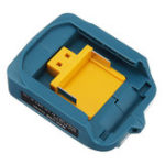 New USB Power Charger Adapter Converter For Makita ADP05 18V 14.4V Li-ion Battery BL1415 BL1430 BL1815
