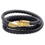 New Multilayer Snake Shape Bracelet