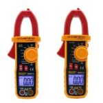 New BM818 BM819 Digital Multimeter Ammeter ACV/DCV ACA Auto Range Measurement of Large Capacitance NCV Digital Clamp Meter