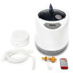 New 220V 50Hz 0-45min Sauna Steam Generator Steamer