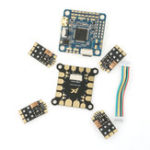 New Original Airbot OMNIBUS F4 V6 Flight Controller Furling32 mini 45A Blheli_32 Brushless ESC with PDB for RC Drone FPV Racing