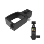 New 1/4 3/8 Thread Accessories Clamp Holder Gimbal Extension Bracket for DJI OSMO Pocket Handheld gimbal