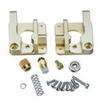 New Right or Left Direction All-Metal Extruder Kit For Creality CR-10 3D Printer Part