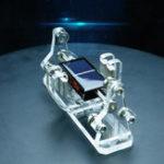 New Solar Magnetic Levitation Levitating Brushless Mendocino Motor Educational Teaching Model Gift