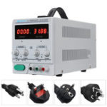 New LW-3010KDS Adjustable DC Power Supply 220V/110V 0-30V 0-10A Accuracy 0.01 Dual Display EU/UK/AU/US