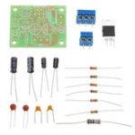 New DIY LM1875T Single Channel Fever Grade HIFI Power Amplifier Board Speaker Kit