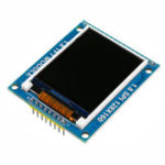 New 1.8 Inch 128X160 ILI9163/ST7735 TFT LCD Module With PCB Baseboard SPI Serial Port