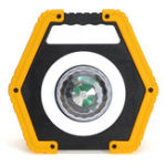 New 30W LED COB Work Light Spotlight Searchlight Flood Light Outdoor Camping Lantern 2 Modes Stage Lamp