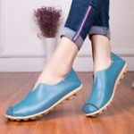New Us Size 5-13 Women Casual Comfy Slip On Flats Loafers