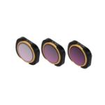 New 3pcs ND4-PL ND8-PL ND16-PL 3 in 1 Lens Filter Set for DJI OSMO Pocket Handheld Gimbal