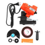 New Oregon 220V 85W Saw Chain Electric Power Bench Grinder Sharpener Electric Chainsaw Sharpener