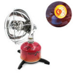 New Stainless Steel Heater Outdoor Camping Portable Warming Heating Stove