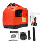 New 220V 3.5KW Max Portable Pure Sine Inverter Generator Silent Camp RV Outdoor Petrol