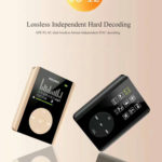 New Student Pocket Mini MP3 Player Lossless Touch Screen OTG FM Radio Music Player E-book MP4 Player