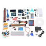 New DIY Introductory UNOR3 Basic Starter Learning Kit Starter Kits for Arduino