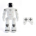 New DEVO Robot Smart RC Robot Programmable Infrared Gesture Control Dance LED Expression Robot Toy