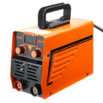 New 30-200A 220V Mini Fully Automatic IGBT Inveter MMA/ARC Weilding Tools Handheld Display Pure Copper Welding Machine