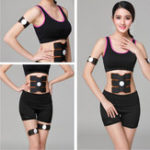 New Abs Stimulator Muscle Toner Abdominal Trainer for Men Women