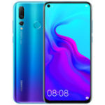 New HUAWEI Nova 4 48MP Triple Rear Camera 6.4 inch 8GB 128GB Kirin 970 Octa core 4G Smartphone