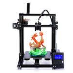 New ADIMLab Gantry-S 3D Printer DIY Kit 230*230*260mm Printing Size Support Power Resume/Filament Run-out Detector w/ Metal Extruder & 3 Fans for V6 Type Hot End