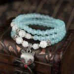 New Vintage Beaded Bracelets