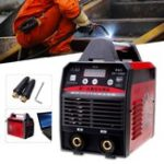 New ZX7-315 220V 380V 100A Electric Handheld IGBT Inverter Digital Welding Machine
