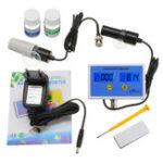 New Wattson WS-PH2771 Online PH/Salinity Monitor 2 In 1 Water Quality Online Analyzer Tester