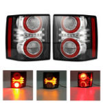 New Rear Left/Right Car LED Tail Light Assembly with Bulb for Land Rover Range Rover 2010-2012