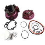 New 90cc 49mm Motorcycle Air Cylinder kit For Minarelli AM6 YAMAHA MBK TZR