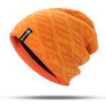 New Outdoor Winter Headgear Knit Beanie Hat Ski Skullcap