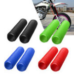 New 27-section Motorcycle Universal Front Shock-absorbing Dust Protective Cover For Titanium Star 37mm