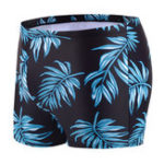 New Mens Swimming Pad Trunks Beach Quick-drying Swimming Trunks