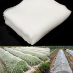 New 1.5*50M Agfabric 5ftx50ft Mosquito Netting Bug Insect barrier Anti Bird Net Barrier Hunting