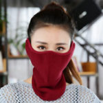 New Men Women Riding Anti-Freeze Ear Protection Face Mouth Mask